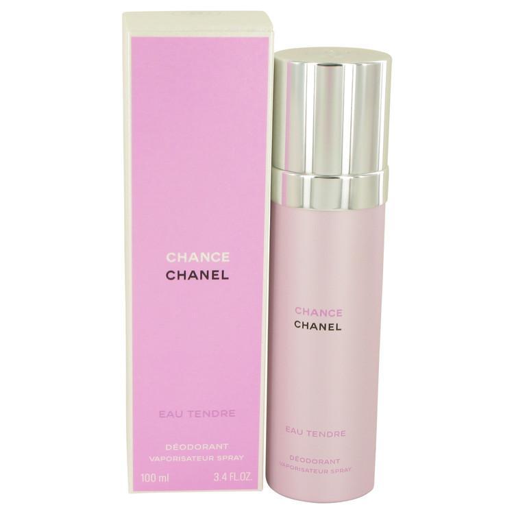 chance eau tendre by chanel deodorant spray 3 4 oz. Black Bedroom Furniture Sets. Home Design Ideas